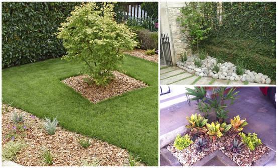 15 jardines sencillos y bonitos que puedes hacer On jardines bonitos y sencillos