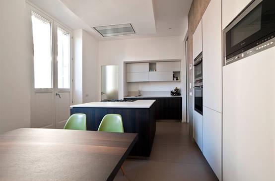 cucina isola