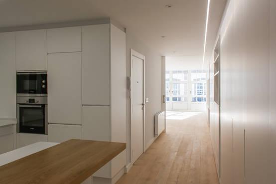 Una casa di 80 m ultra moderna e funzionale for Planimetrie della casa ultra moderna