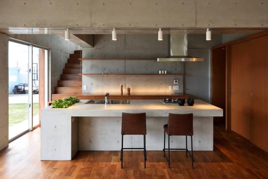 キッチンカウンターの素材で変わる台所の使いやすさ。それぞれの素材の特徴とは?
