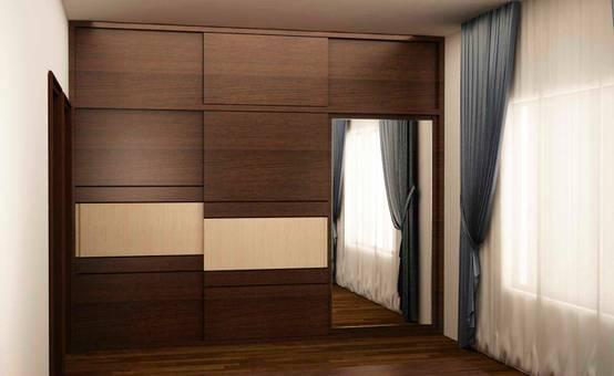 How to design a wardrobe closet