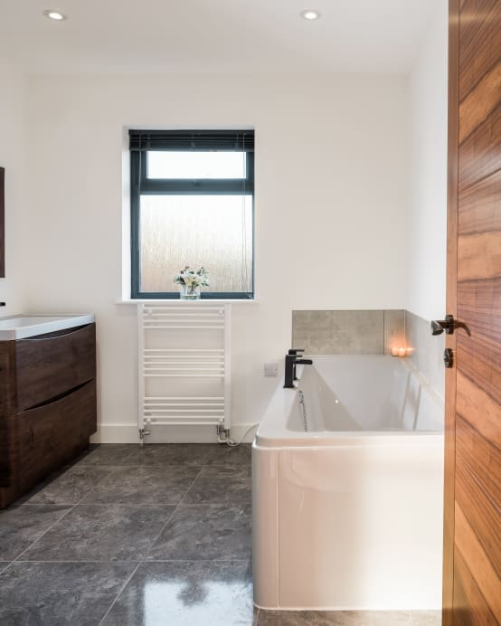 Interior Five. Bathroom