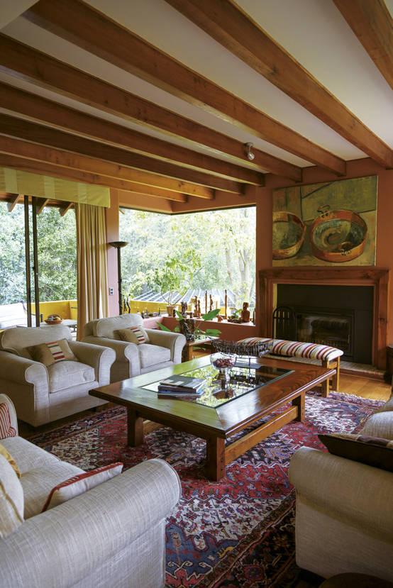 Como decorar una casa de campo a la chilena y con estilo for Decorar una casa de campo