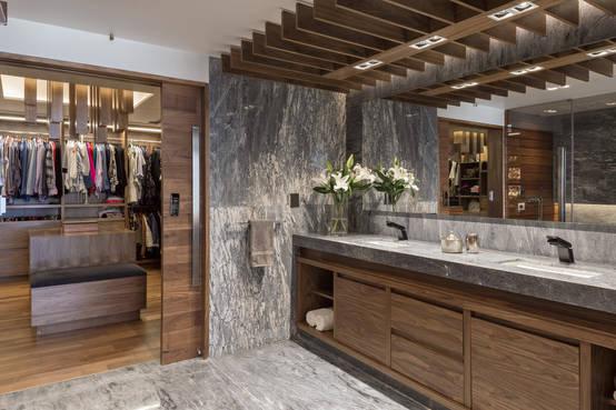 Baños con vestidor: ¡ideas para tener uno ya!