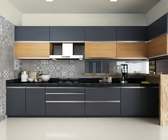 What Type Of Materials Are Used For Wall Claddings In Kitchens