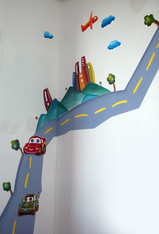 Homify for Alcobas infantiles