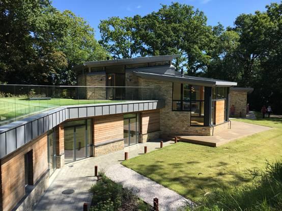 New House Berkshire
