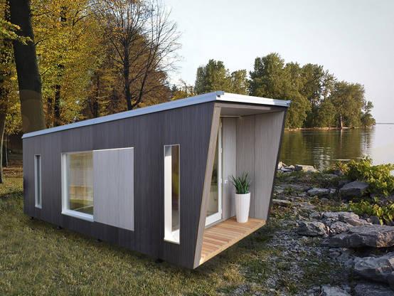 Mini case prefabbricate costo e vantaggi - Casa container prezzo ...