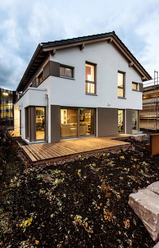 energieeffizientes einfamilienhaus aus fellbach. Black Bedroom Furniture Sets. Home Design Ideas