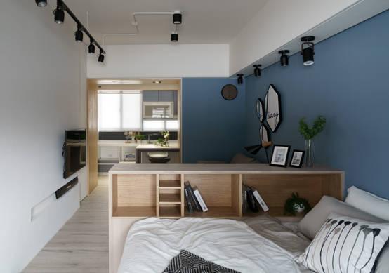 C mo dise ar y decorar un departamento de un ambiente for Como disenar mi sala