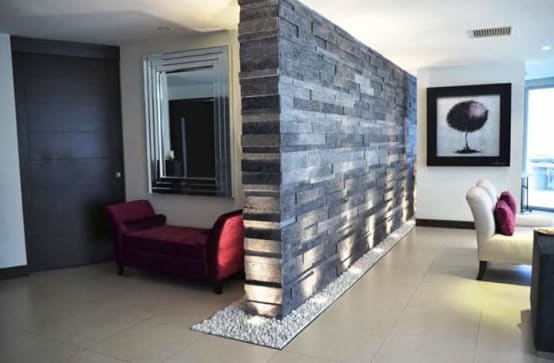 Stone wall cladding ideas that are beautiful and affordable