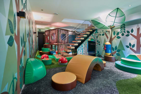 16 Popular and Fun Decorations for Playrooms | homify