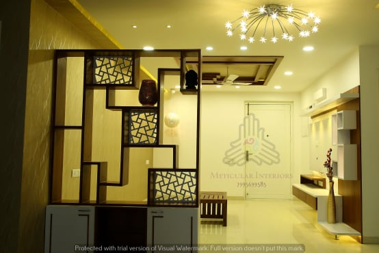A Gorgeous Home With Unique Decor In Hyderabad