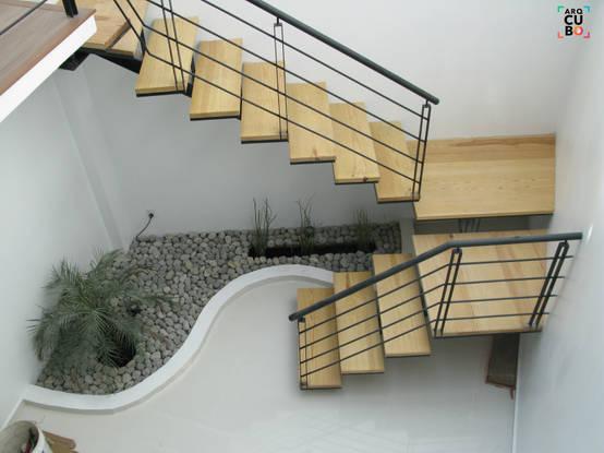 Tipos de escaleras - Fotos en escaleras ...