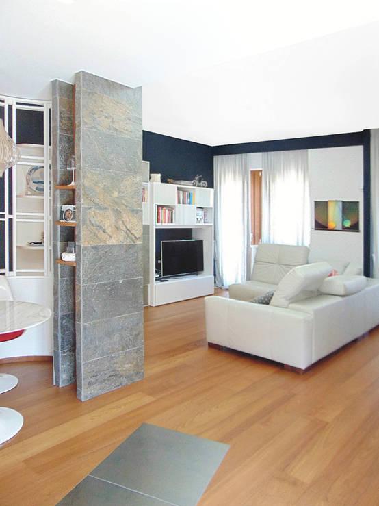 Progettazione appartamenti moderni in puglia for Immagini appartamenti moderni