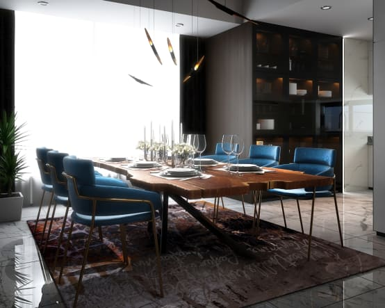 11 Comfortable Dining Room Chairs that you'll Love in your Home | homify