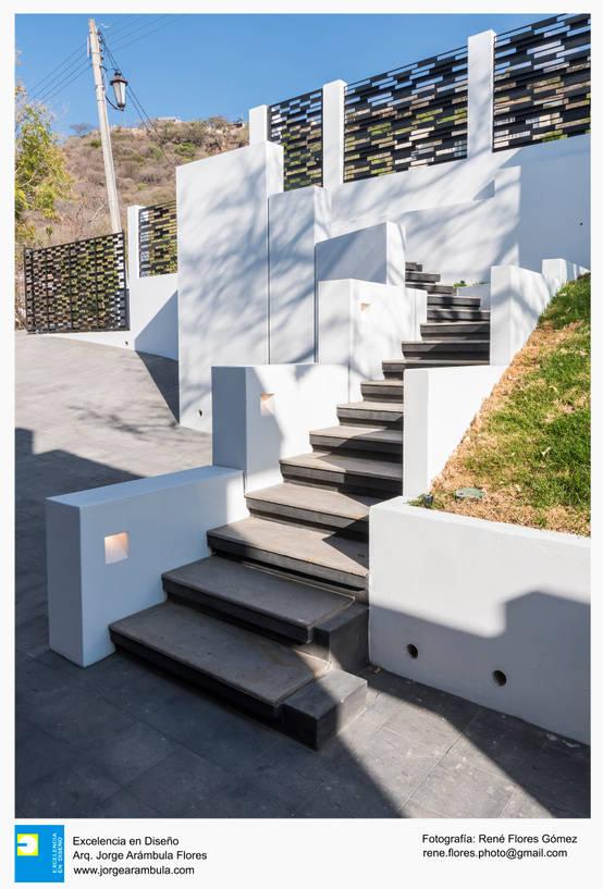Escaleras Exteriores Dise Os Y Materiales