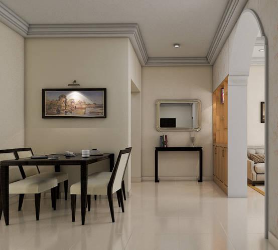 A Modern Home In Bangalore With Unique Interior Design