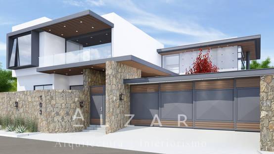 Dise o y construcci n de casas en nuevo le n for Diseno y construccion de casas