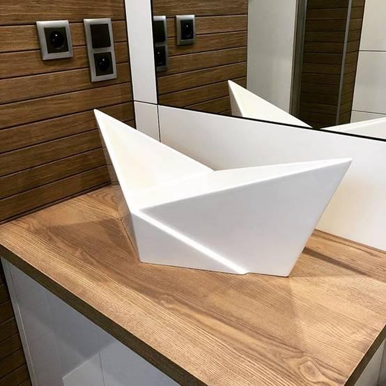 mehr pepp f r deutsche badezimmer waschtische im 3d design. Black Bedroom Furniture Sets. Home Design Ideas