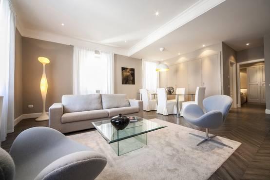 Ristrutturazione e interior design casa moderna 100 mq a perugia - Interior design perugia ...