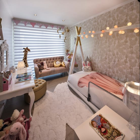 10 things to remember when styling kids' bedrooms | homify