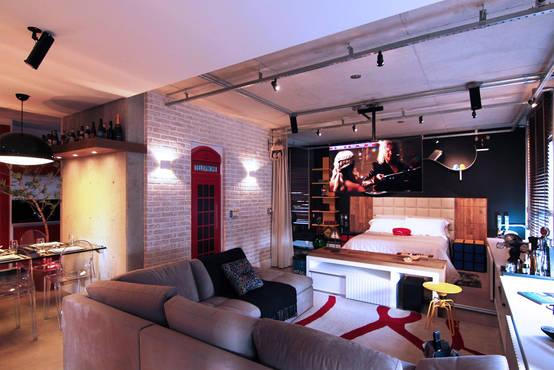 10 maneiras de inserir o estilo industrial na sua casa