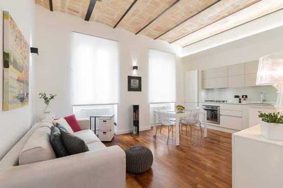 Ristrutturazione appartamento di 40 mq a roma for Progetto ristrutturazione appartamento