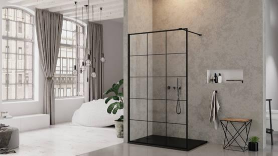 bodengleiche duschen mit designfaktor home sweet home. Black Bedroom Furniture Sets. Home Design Ideas