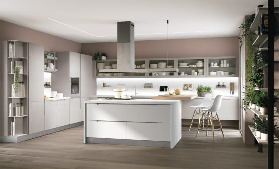 6 minimalist and modern kitchens (that you will love!)
