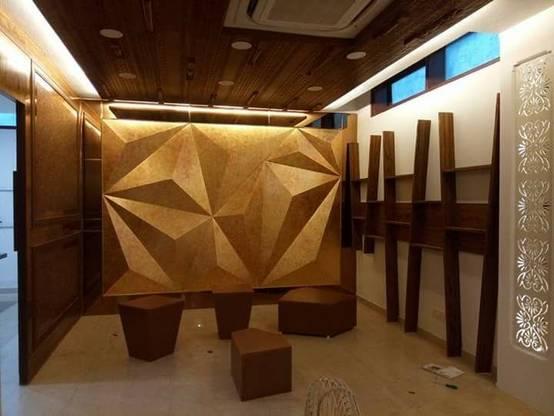 Stunning Visual Impact of Wall Designs in New Delhi