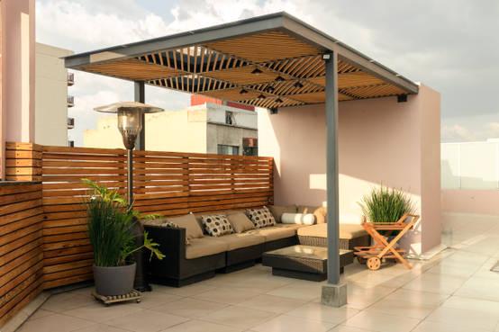 10 thiết kế mái che pergola tuyệt đẹp cho ban công nhà bạn