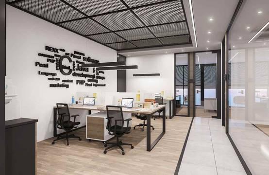 Ticari tasarımlar: 10 örnek ofis projesi