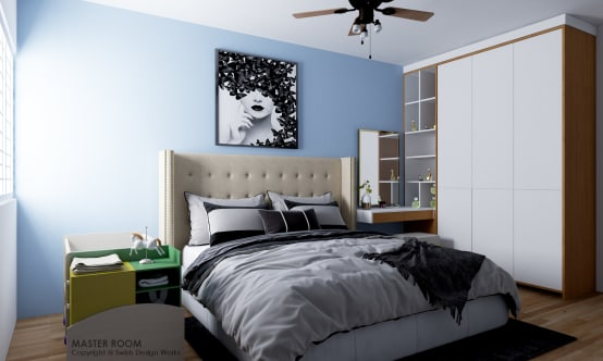 5 style tips for small bedrooms