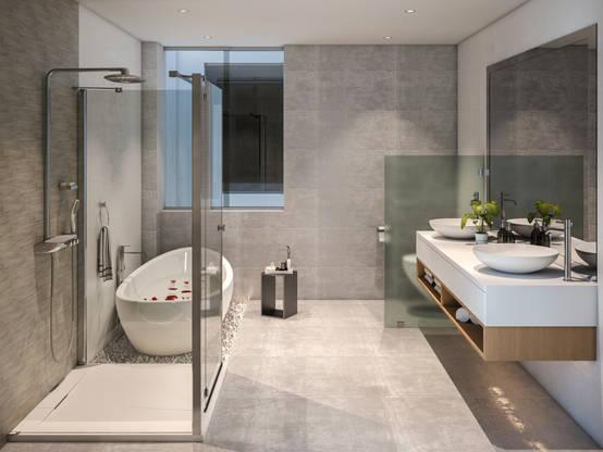 13 Diseños de baños súper elegantes y estilizados | homify