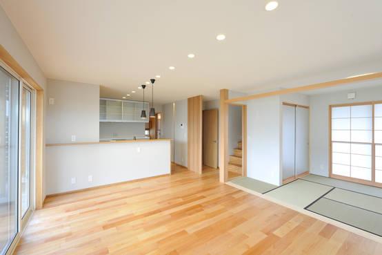 長野県の工務店が手掛けたナチュラルな優しさに包まれた心地いい木の家