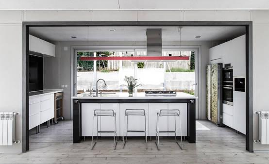 12 Cocinas minimalistas y modernas ¡Estilos impecables!   homify