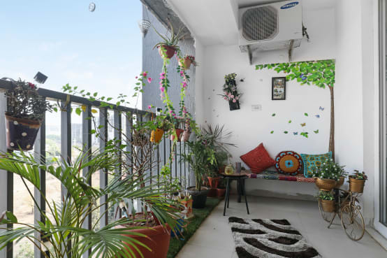 8 beautiful ideas for balconies