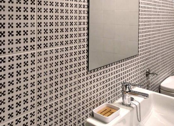 Reforma e interiorismo de baños modernos en Segovia