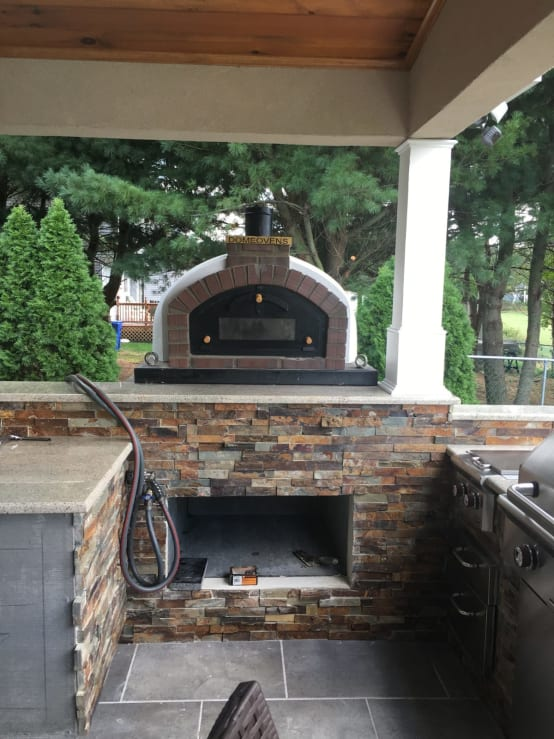 Dome Ovens—Brick ovens and accessories