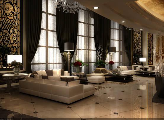 قصر فاخر عنوان للرفاهية أبدعت في تصميمه سمارت هوم