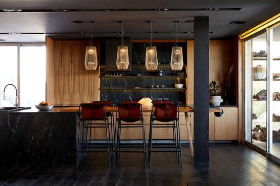 10 Fabulosas cocinas de madera con isla | homify