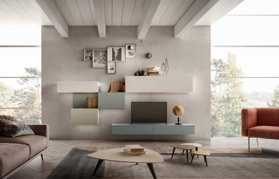 10 wspaniałych i inspirujących pomieszczeń z telewizorem