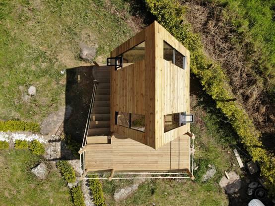15 espectaculares casas rústicas pequeñas