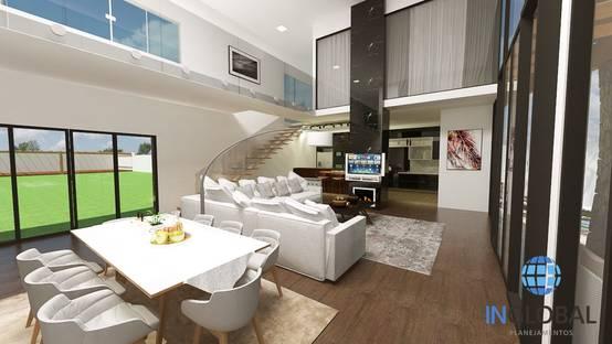 Projeto de interiores para casa de alto padrão em Brasília | homify | homify