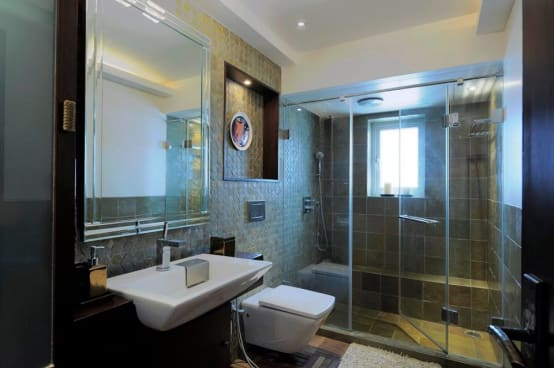 Tips for designing small bathrooms