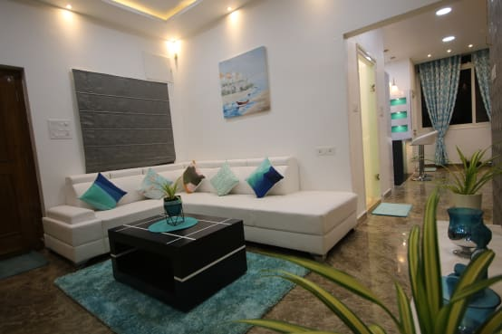 Interior Design for a Three-bedroom Home in Alwal, Hyderabad
