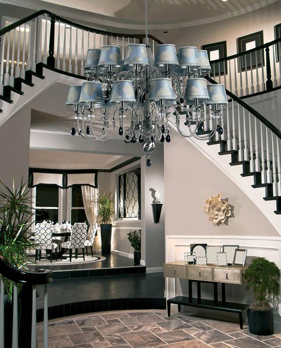 First-class hallway lighting designs by Luxury Chandelier