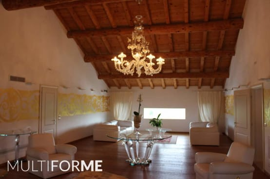 Венецианские люстры из выдувного стекла ручной работы в Италии | homify