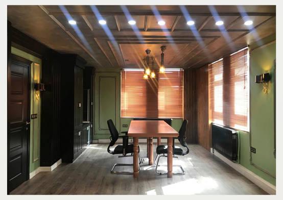 Kayseri'de dünya standartlarında bir ofis tasarımı